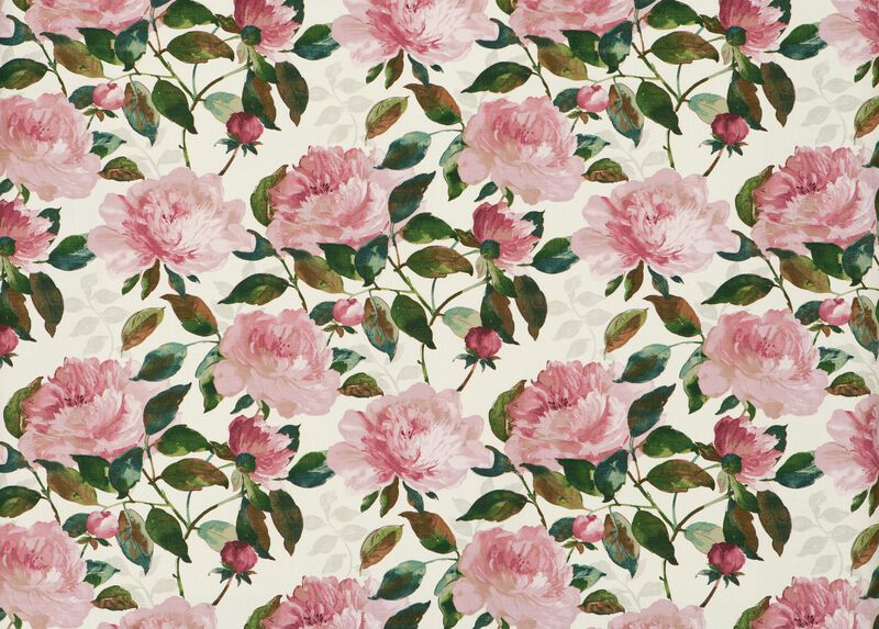 Audrina Fuchsia Fabric by the Yard