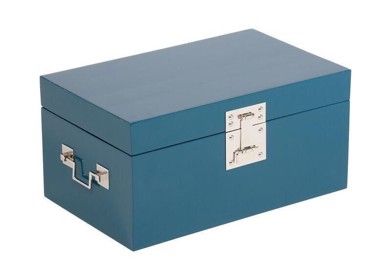 Turquoise Large Canton Box ,  , large_gray