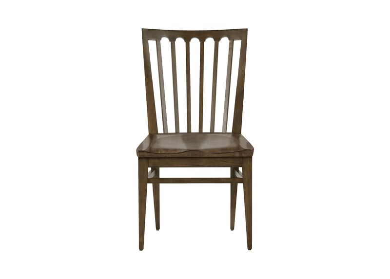 Benham Wood-Seat Side Chair