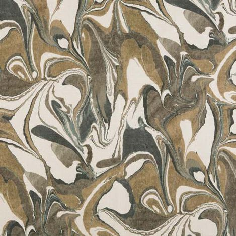 Demeter Truffle Fabric By the Yard Product Tile Image H1874