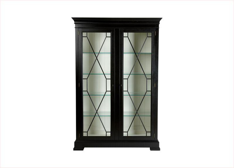 Birkhouse Display Cabinet