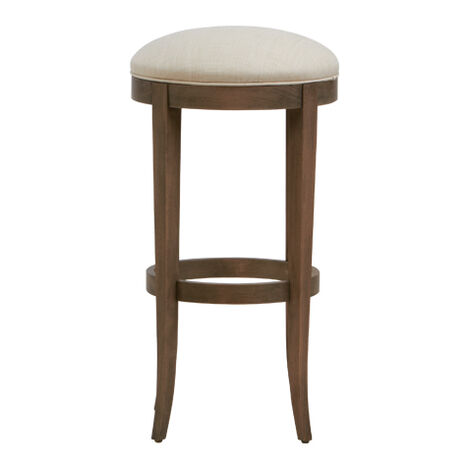 Asher Swivel Barstool ,  , large