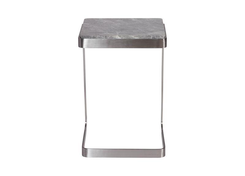 Corrine C Steel Table