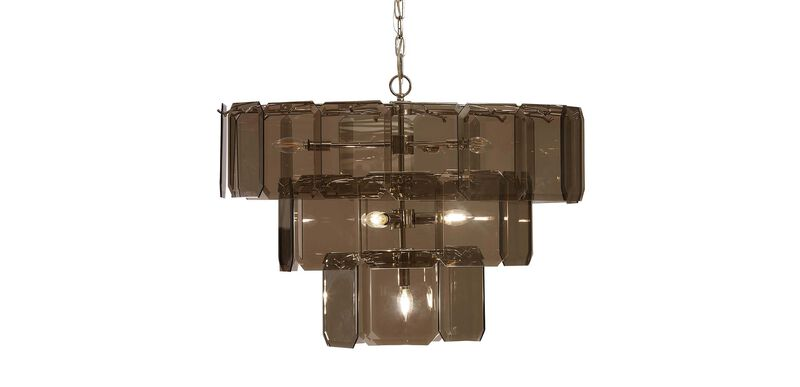 Raija Glass Chandelier
