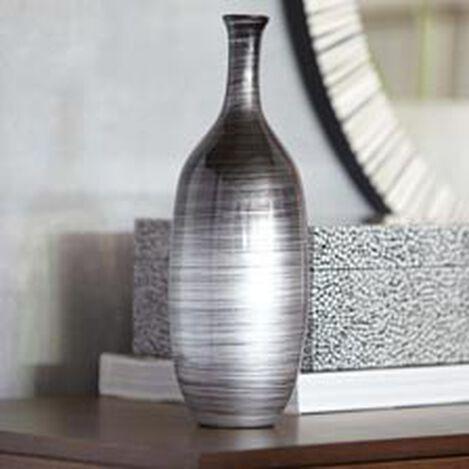 Jael Striped Vase Product Tile Hover Image 432046