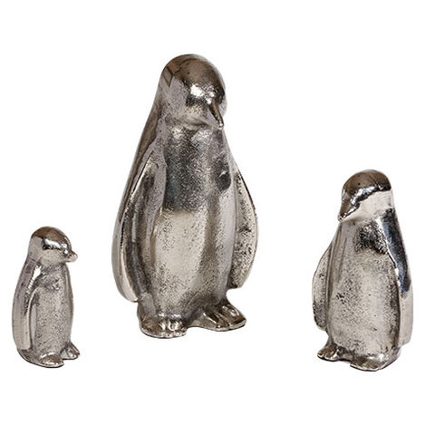 Emperor Penguins, set of 3 ,  , large