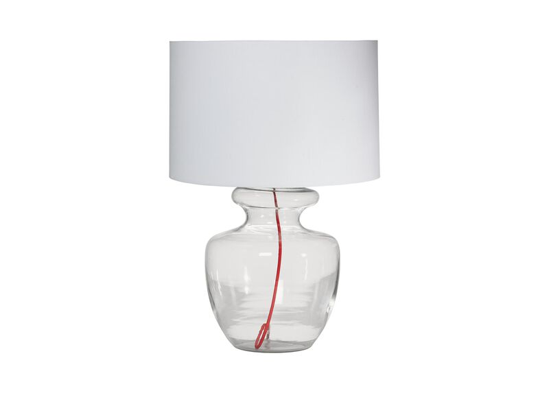 Grand Glass Table Lamp