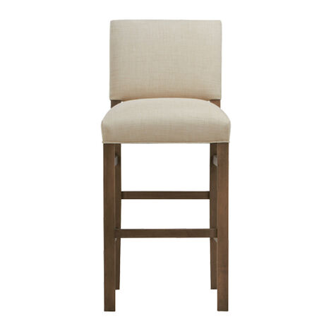 Hadley Barstool, Straight Top and Square Leg ,  , large