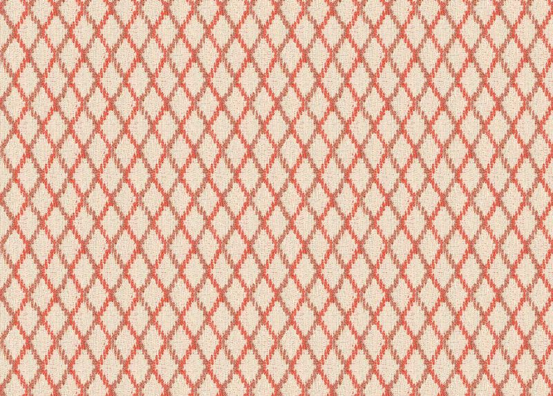 Cutter Coral Fabric by the Yard