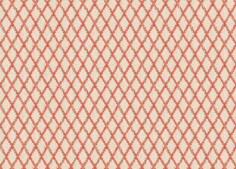 Cutter Coral Fabric