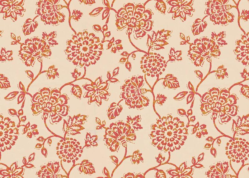 Dominica Berry Fabric