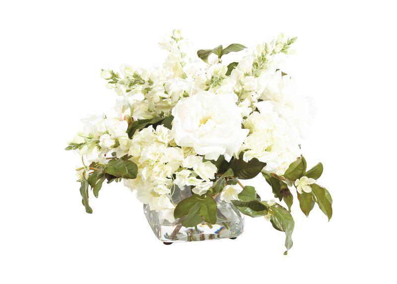 Mixed White Bouquet