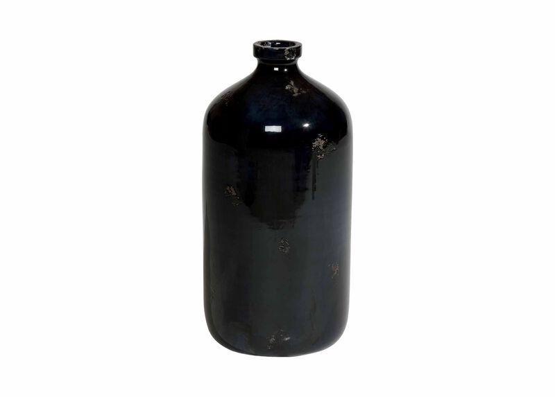Large Wyatt Black Jug ,  , large_gray