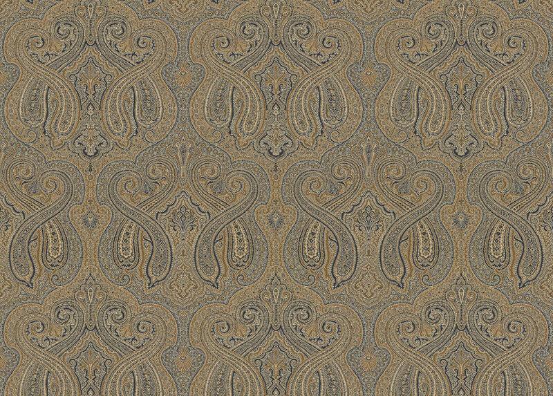 Marsyl Sapphire Fabric