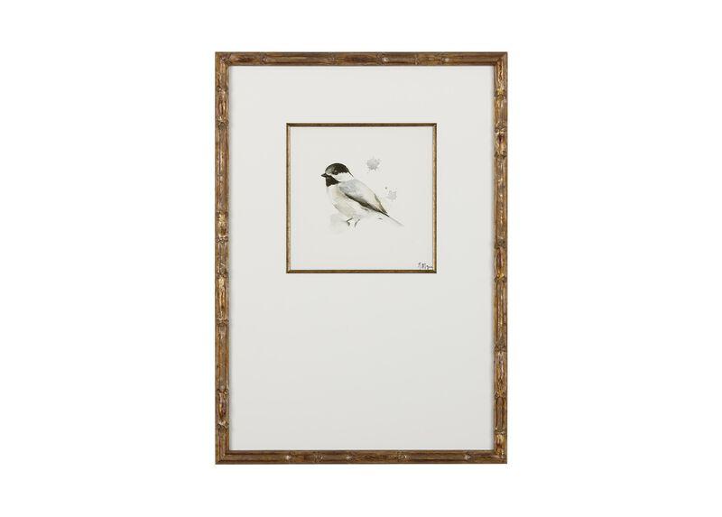 Watercolor Bird III ,  , large_gray