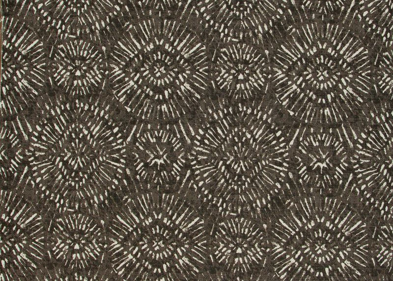 Ravello Charcoal Fabric Swatch