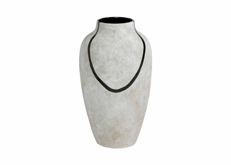 Large Jonaguchi Vase ,  , large_gray