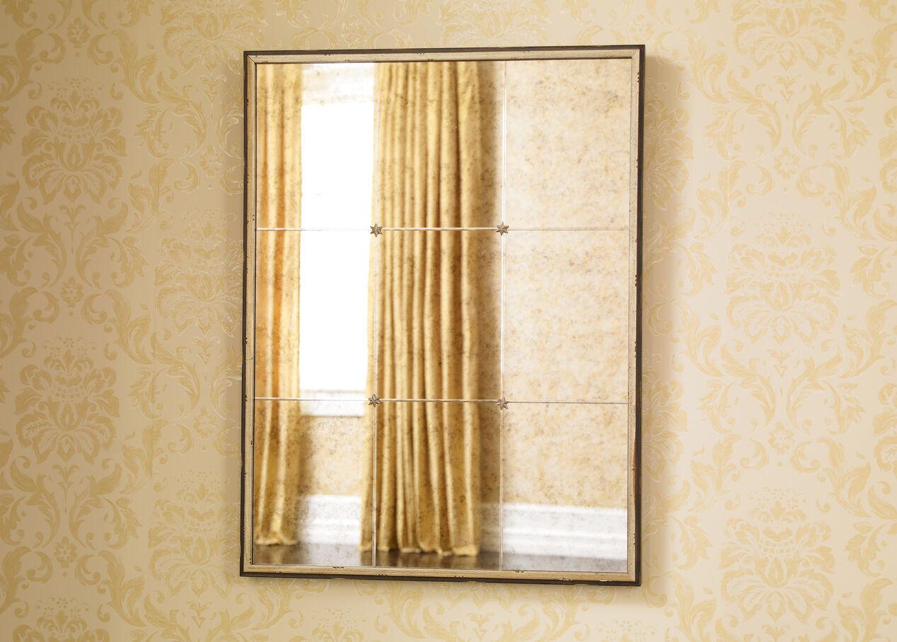 Rosette Wall Mirror | Mirrors | Ethan Allen