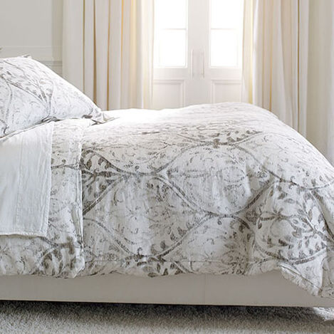 Tuscan Gate Printed Duvet Cover ,  , large