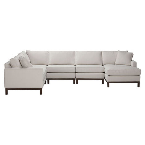 Melrose Too Five-Piece Sectional With Chaise Product Tile Image 202199G5