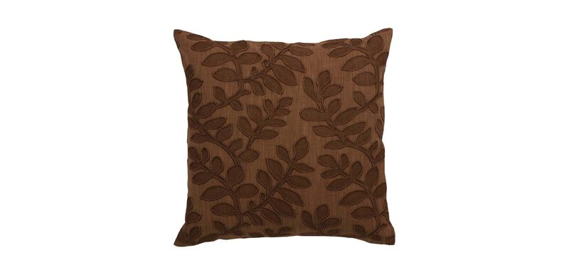 Fern Jacquard Pillow