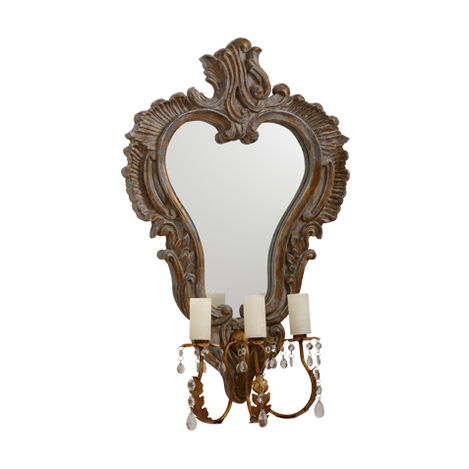Rafina Candle Sconce ,  , large