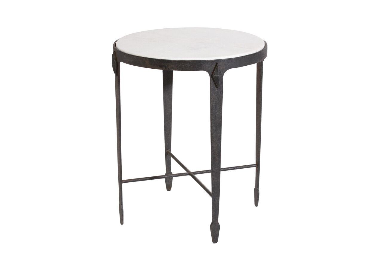 Jaca Marble Top Accent Table Accent Tables Ethan Allen