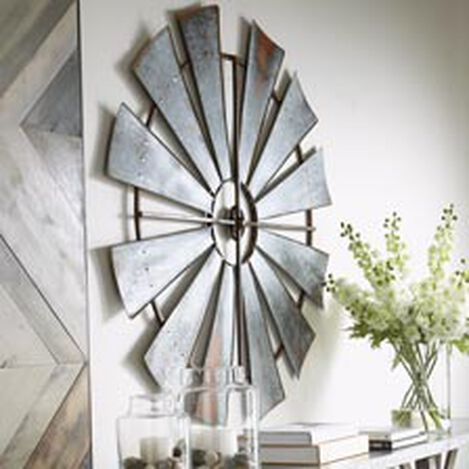 Large Metal Windmill ,  , hover_image