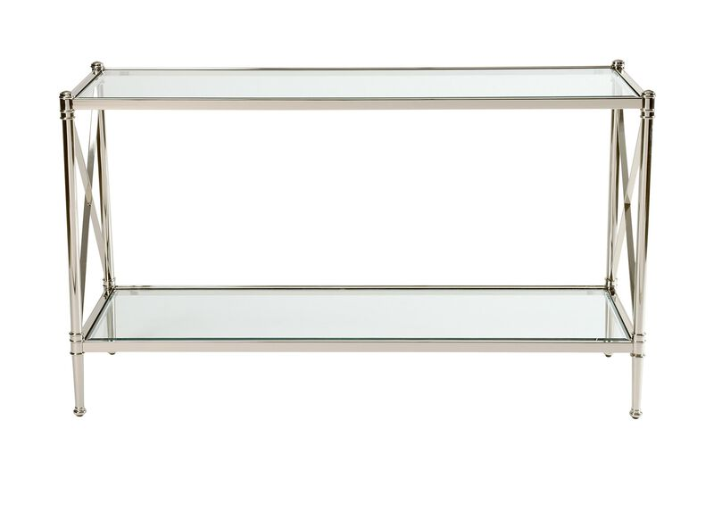 Jocelyn Console Table, Cufflink
