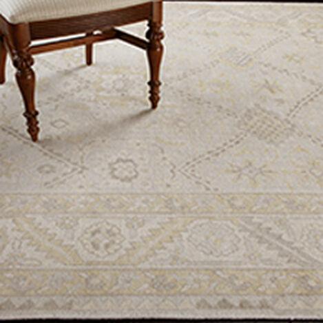 Heriz Rug, Gray/Ivory Product Tile Hover Image 041514