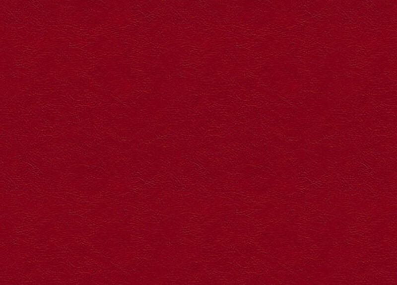Pavia Red Leather Swatch