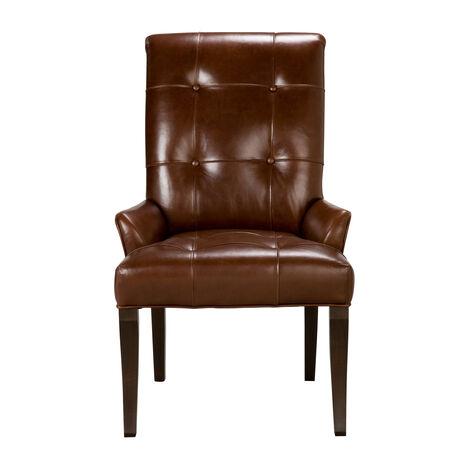 Verlaine Leather Armchair ,  , large