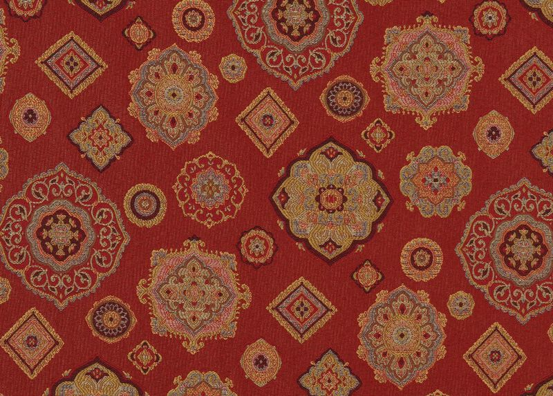 Selena Red Fabric by the Yard ,  , large_gray