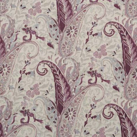 Nabry Plum Fabric By the Yard Product Tile Image 39494