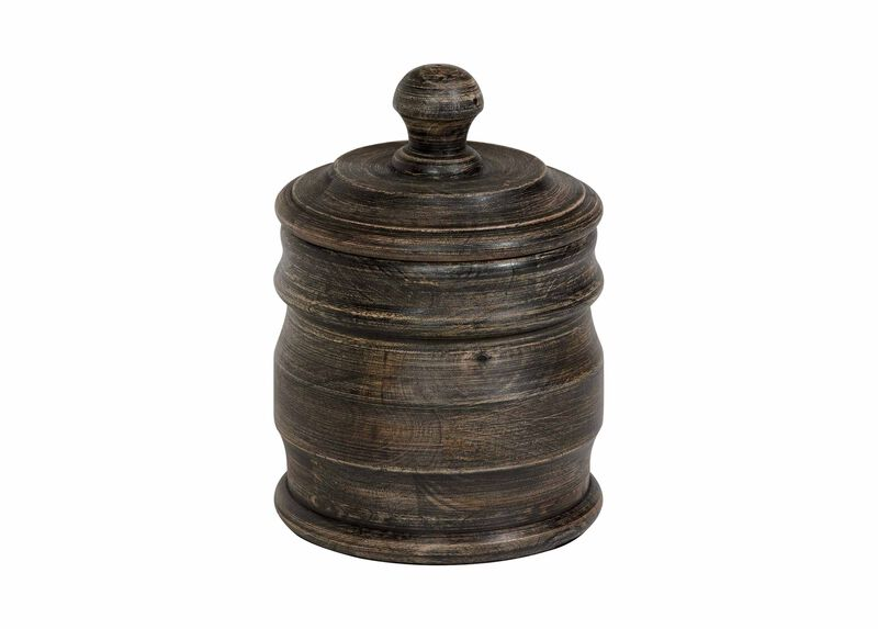Small Dana Black Canister ,  , large_gray