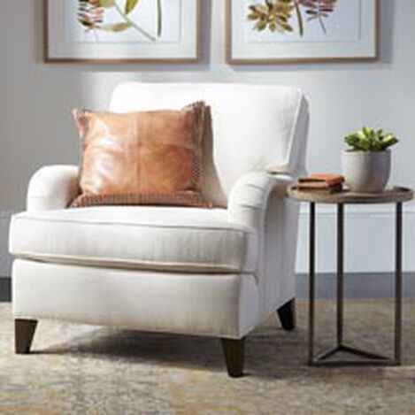 Living Room Chairs   Accent Chairs for Living Room   Ethan Allen