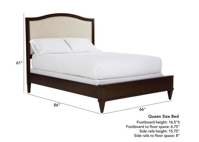 Charlton Bed Beds Ethan Allen, Ethan Allen Bed Queen