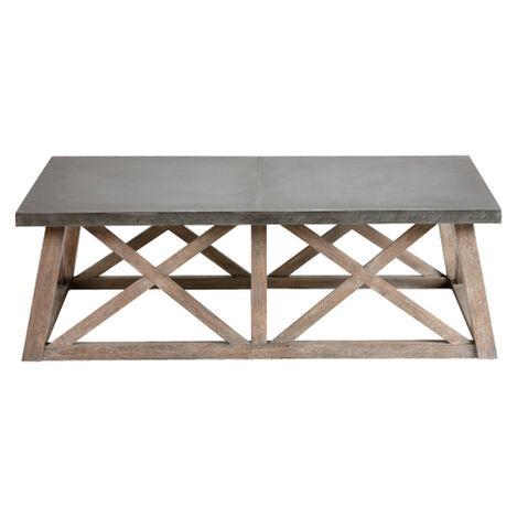 Bruckner Metal-Top Coffee Table Product Tile Image 128520Z  313