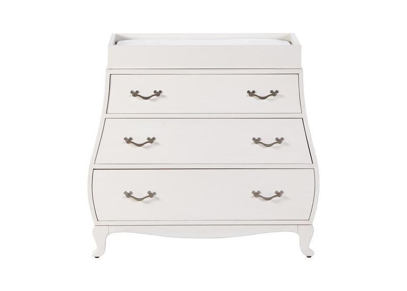 Neverland Bombé Chest and Changing Topper