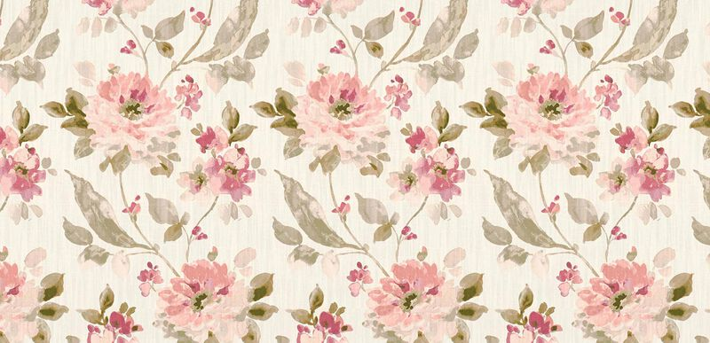 Alisse Blush Fabric By the Yard