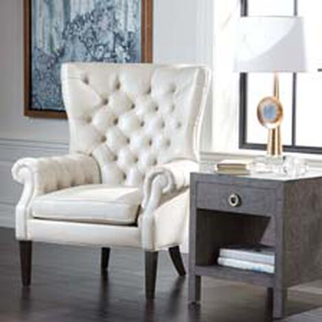 Rhodes Leather Chair ,  , hover_image