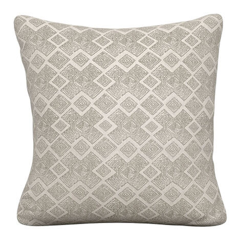 Distin Grey Outdoor Pillow ,  , large