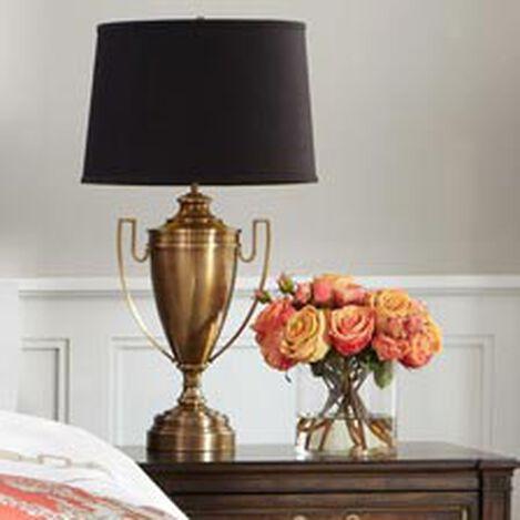 Huntsman Brass Trophy Lamp ,  , hover_image