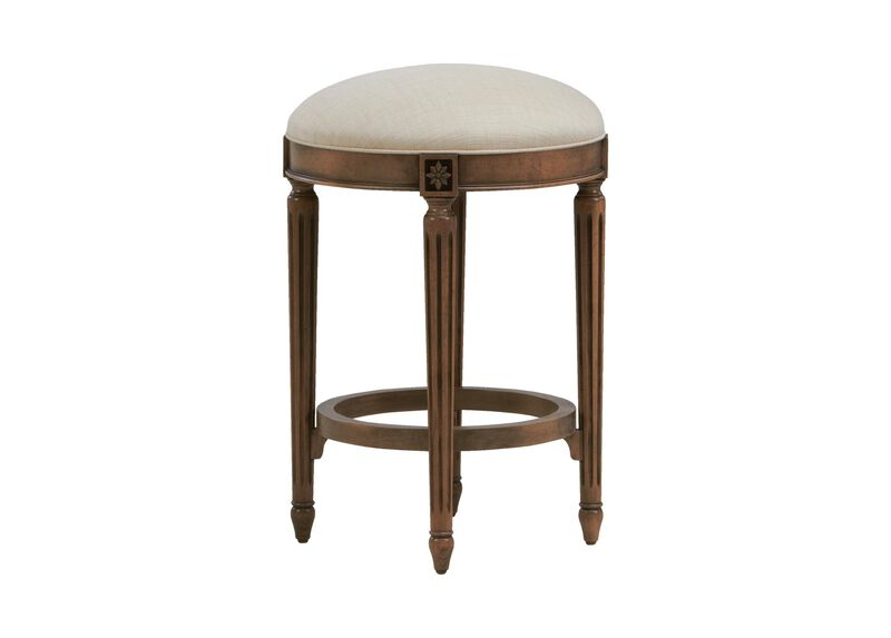 Marcella Swivel Counter Stool