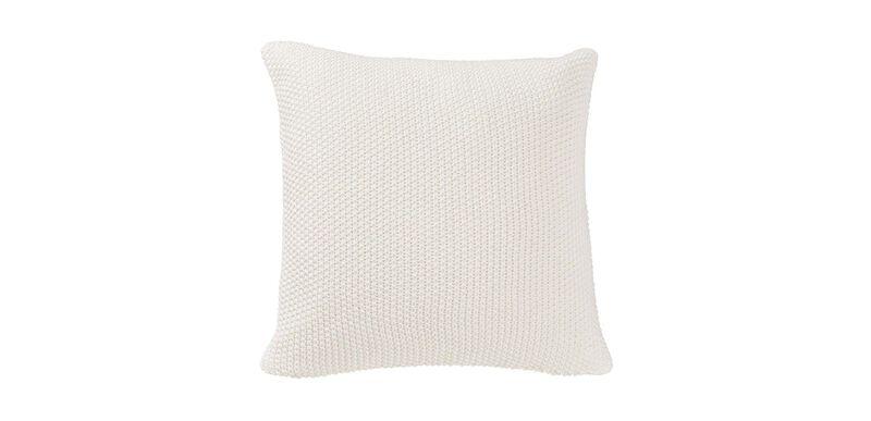 Moss Stitch Pillow