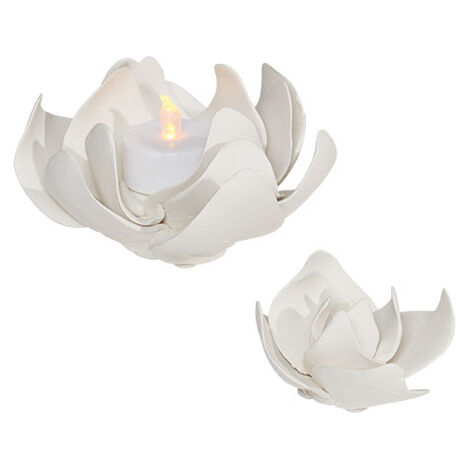 Lotus Tealight Holders Product Tile Image 432051
