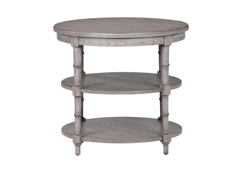 Allistair Round Side Table