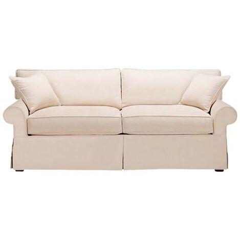 Bennett Slipcovered Sofa ,  , large