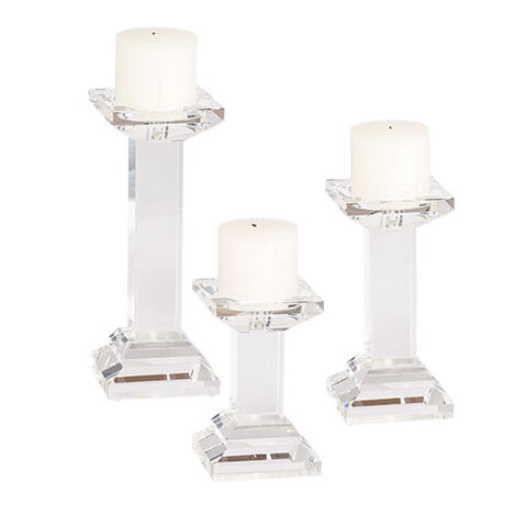 Crystal Candlestick Product Tile Image 436850