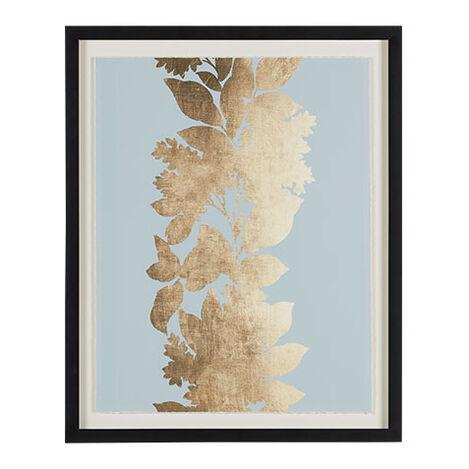 Gold Leaves II Product Tile Image 072118B